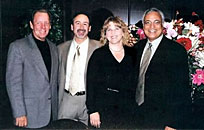James W. Kellogg, Jerry Neil Paul, Elizabeth Paul and Dr. Parkash Gill, M.D.